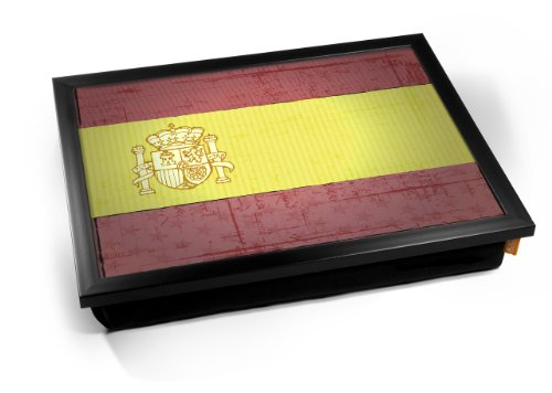 Spain World Cup 2010 Flag Cushion