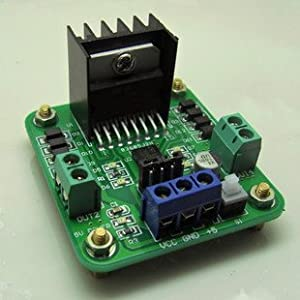 2 pcs L298N Stepper Motor Driver Controller Board Module by 365buying