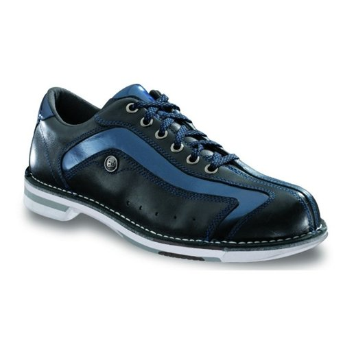 Buy Etonic Mens ESS Action Black/Blue Bowling Shoe B004UI68D6