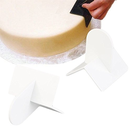 Cake Smoother Sharp Top Edger Decorating Tool Supply (Sharp Edger compare prices)