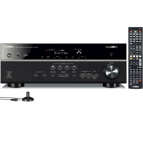 New Yamaha RX-V473 5.1-Channel Network AV Receiver