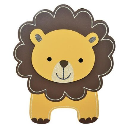 Koala Baby Lion Wood Wall D cor - 1