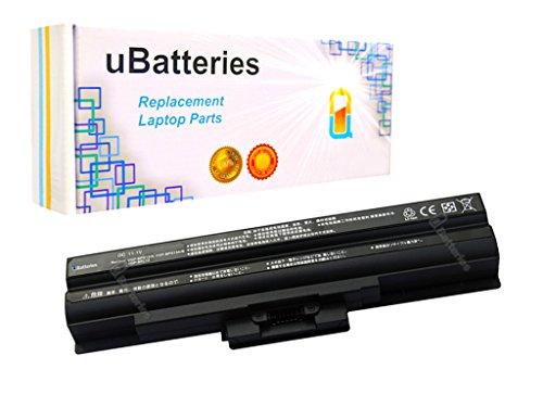 Click to buy UBatteries Laptop Battery Sony VAIO VGN-CS290JDQ VGN-SR590GJB VGN-CS290JFQ VGN-CS290JFP VGN-SR590GVB VGN-SR590GTB - 11.1V, 5200mAh, Samsung 2.6A Cells - UBMax Series (Black) - From only $43.95