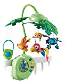 Fisher-Price Rainforest Peek-A-Boo Leaves Musical Mobile CustomerPackageType: Standard Packaging Infant, Baby, Child
