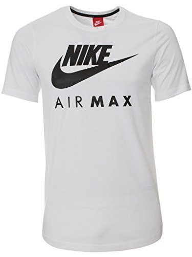 NEW Nike Mens Branded Designer Fitness Gym Crew Neck Air Max T-shirt S-2XL