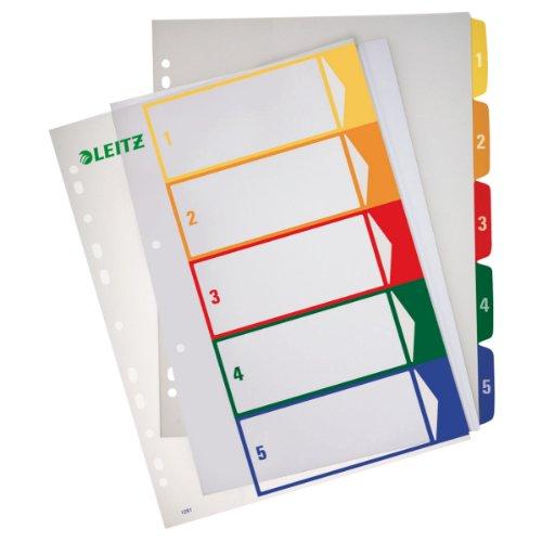 Leitz Register PC-beschriftbares/1291-00-00