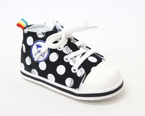 アーノルドパーマー 靴 ベビー シューズ ファーストシューズ ap0115 (13.5cm, ブラック)