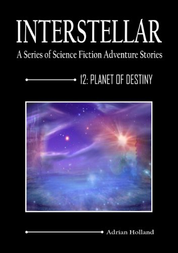 E-book - Planet of Destiny by Adrian Holland