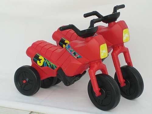 Raserati RR201121 Kindermotorrad Maxi, rot