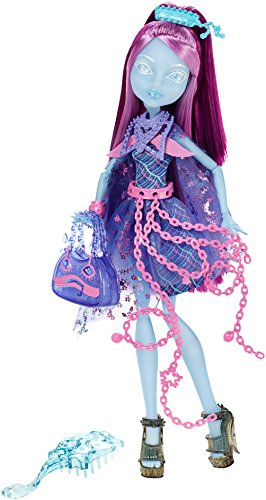 Monster High Haunted Student Spirits Kiyomi Haunterly Doll - 1