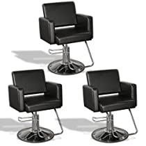 Big Sale Havana Styling Chair in Black - Sold in Quantities of Three from SalonSmart - (SHIPS FREE!)