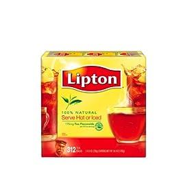Tea, 312-Count Tea Bags: Amazon.com