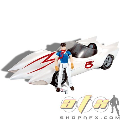 Speed Racer Series 1 Classic Action Figure with MACH 5 by Diamond - Buy Speed Racer Series 1 Classic Action Figure with MACH 5 by Diamond - Purchase Speed Racer Series 1 Classic Action Figure with MACH 5 by Diamond (Anime, Toys & Games,Categories,Action Figures,Playsets)