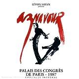 echange, troc  - Charles Aznavour : Live au Palais des Congrès (1987)