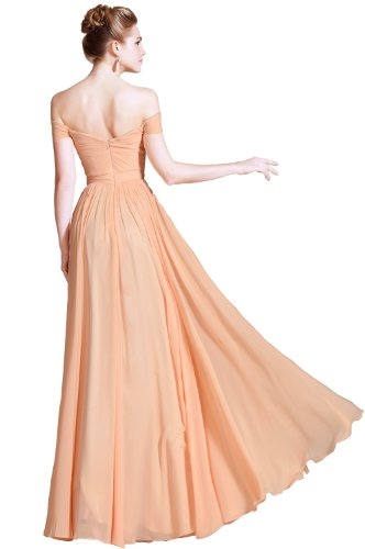 Carlyna 2014 New Off Shoulder Evening Dress Prom Ball Gown(C00090701)