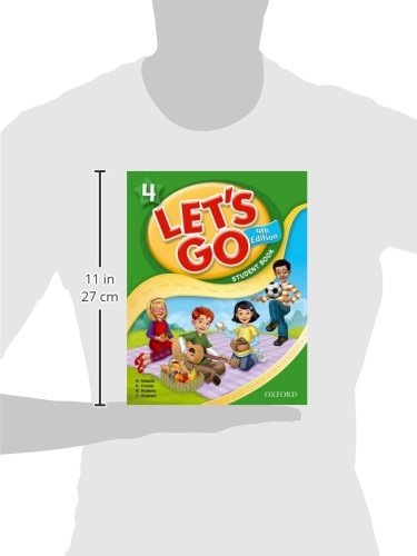 Let's Go: 4: Student Book