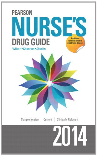 Pearson Nurse's Drug Guide 2014--Retail Edition