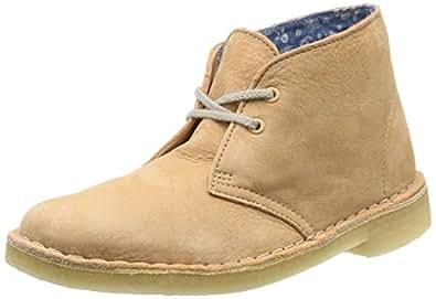 Brilliant Amazon.com Clarks Womenu0026#39;s Desert Boot Lace-Up Boot Shoes