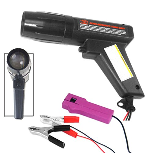 Xenon Professional Inductive Timing Light | Engine Motor Automotive Tune Up Gun (Ca Timing compare prices)