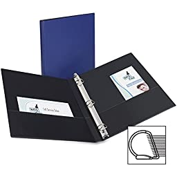 AVE27051 - Durable EZ-Turn Ring Reference Binder