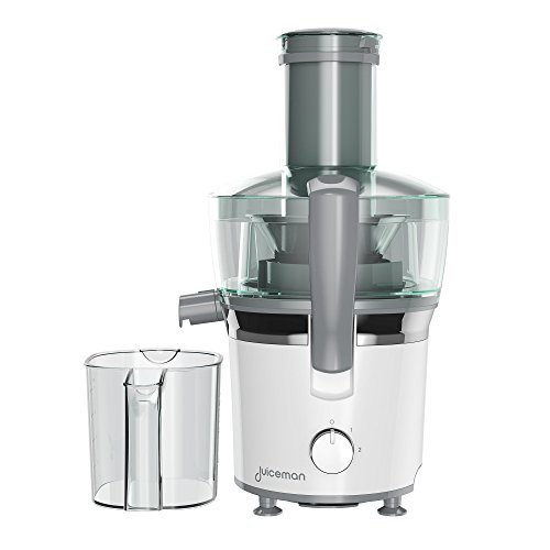 Juiceman jm850 power plus 2 speed compact juicer citrus for Alpine cuisine power juicer