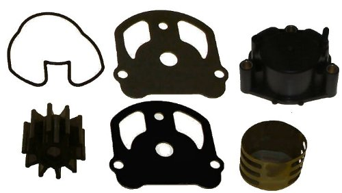 Comprehensive Water Pump Kit for OMC Cobra with New Housing Replaces 984461 and 984744