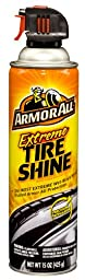 Armor All 77958 Extreme Tire Shine Aerosol - 15 oz.