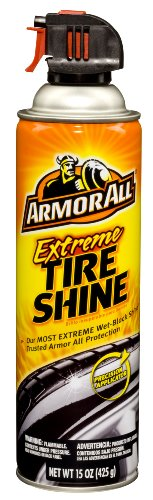 Armor All 77958 Extreme Tire Shine Aerosol – 15 oz. image