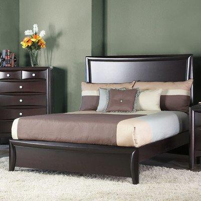 Laguna Queen Panel Bedroom Set in Dark Espresso