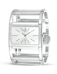 CK Calvin Klein Women's K5911120 Stainless Steel Bracelet Watch