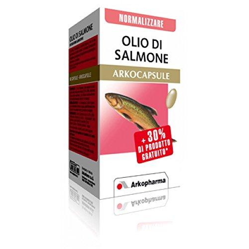 ARKOCAPSULE Olio Di Salmone 60 Capsule