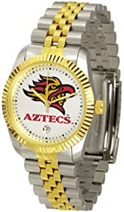San Diego State Aztecs The Executive Mens Watch by SunTime