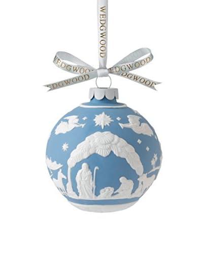 Wedgwood Nativity Ornament