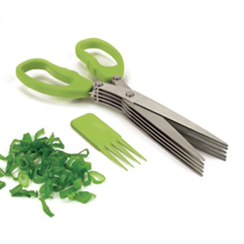 Multi Blade Herb Scissors