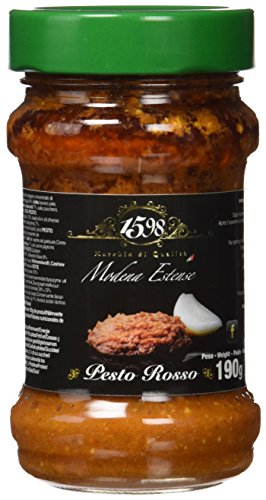 Modena-Estense-Pesto-Rojo-Paquete-de-12-x-190-gr-Total-2280-gr