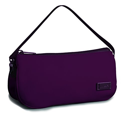 Pacsafe Luggage Citysafe 75 GII Purse, Plum, Small