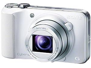 SONY Cyber-shot HX10V (1820万/光学x16) ホワイト