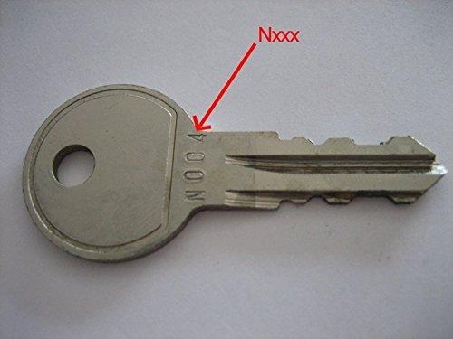 Ersatzschlüssel N111 Inhalt 1 Stück