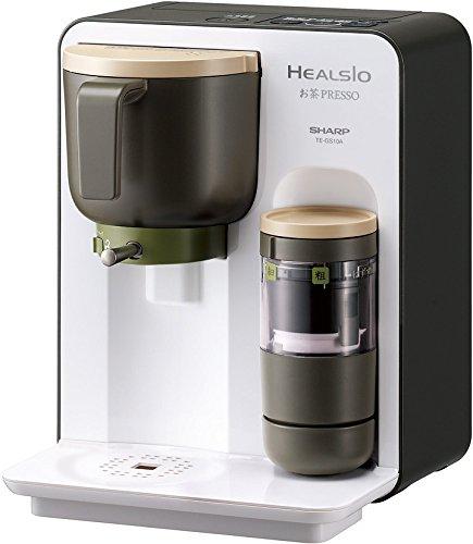 SHARP HEALSIO お茶PRESSO ホワイト系 TE-GS10A-W