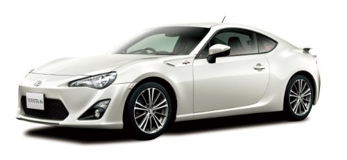 Aoshima Models 2012 Scion FR-S Model Building Kit (Toyota FT86), Scale 1/24 (Scion Frs Model compare prices)
