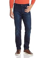 Superdry Men's Slim Fit Jeans (5054265625466_M70003JNF2_30W x 32L_Blue Blue)