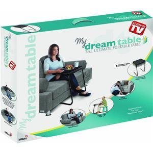 Milen 077-3010 My Dream table Ultimate Portable Table - As Seen On TV