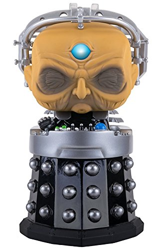 "Funko POP Television: Doctor Who - 6"" Davros Action Figure"