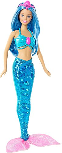 Barbie-Mueca-combi-sirena-Mattel-CFF31