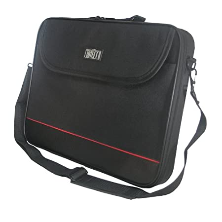 PC Treasures ToteIt! 15.6-Inch Bag - Black (7932)