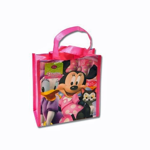 Disney Minnie Mouse Bow-tique Non-Woven Reusable Mini Tote Bag - 1