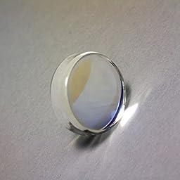Laser Diode Collimator Lens-Quarton φ 6.35 Aspherical Molding Glass Lens,1PCS (NA:0.27, EFL:9.85mm)