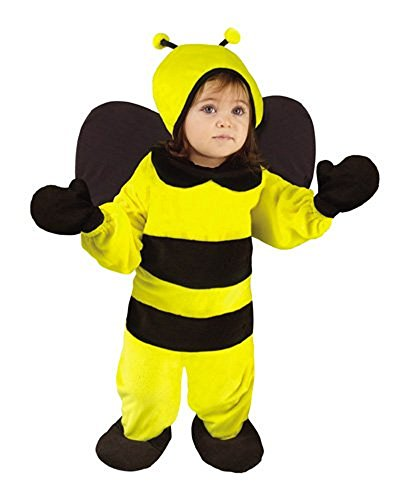 Baby Bumble Bee Jumpsuit Costume 12-24 Months
