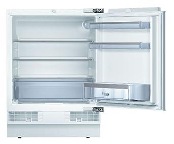 Bosch KUR15A60 réfrigérateur - réfrigérateurs (Intégré, Blanc, A++, Droite, SN, ST, Isobutane)
