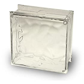 Acrylic Glass Block Window Private